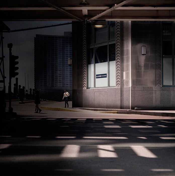 contemporary photography cityscapes